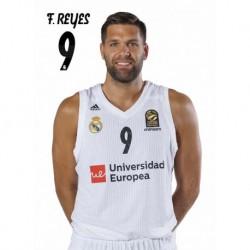 Postal Real Madrid Baloncesto 2018/2019 Reyes