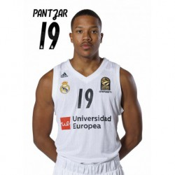 Postal Real Madrid Baloncesto 2018/2019 Pantzar