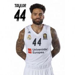 Postal Real Madrid Baloncesto 2018/2019 Taylor