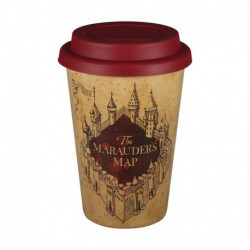 Taza De Viaje Harry Potter Marauders Map