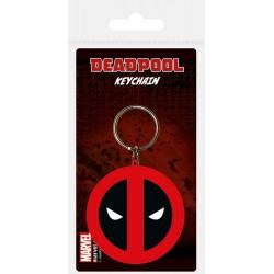 Llavero Marvel Deadpool Simbolo