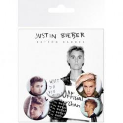 Pack Chapas Justin Bieber Mix