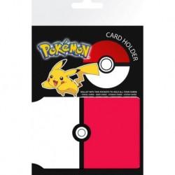 Tarjetero Pokemon Pokeball