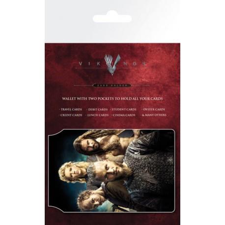 Tarjetero Vikings Group