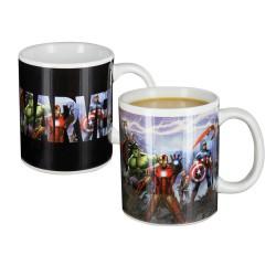 Taza Termocolora Marvel Avengers