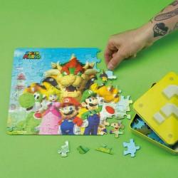 Jigsaw Puzzle Super Mario 3D