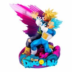 Figura Dragon Ball Super Super Master Stars Diorama Ii Vegeta & Trunks