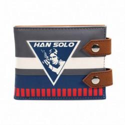 Billetera Star Wars Han Solo