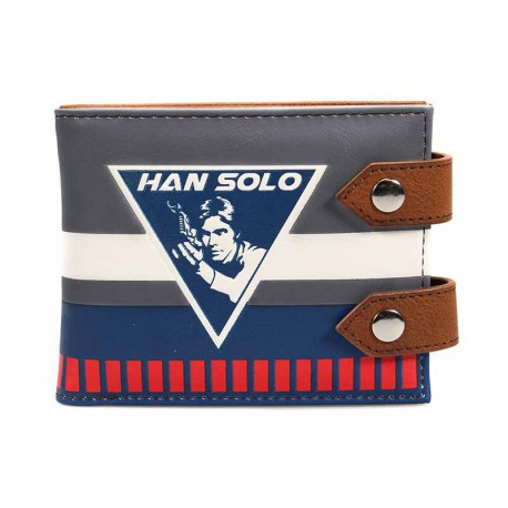 Billetera Star Wars Han Solo