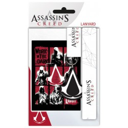 Lanyard Assassins Creed Logo