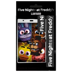 Lanyard Five Night At Freddys Faz Bear