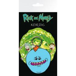 Llavero Rick & Morty Meeseeks