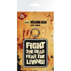 Llavero The Walking Dead Fight The Dead