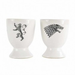 Set 2 Hueveras Game Of Thrones All Sigils