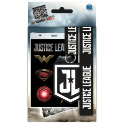 Lanyard Justice League Logo