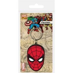 Llavero Marvel Spiderman Face