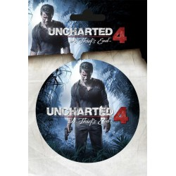 Sticker Vinilo Uncharted 4 A Thief´S End
