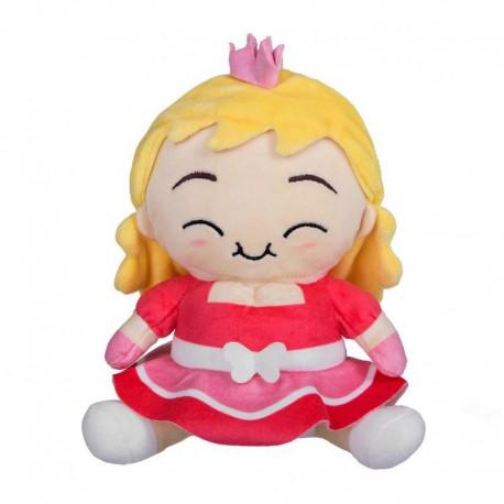 Peluche Stubbins Fat Princess Pink Princess