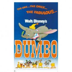 Poster Disney Dumbo