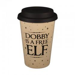 Taza De Viaje Harry Potter Dobby