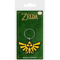 Llavero The Legend Of Zelda Triforce