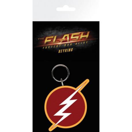 Llavero Dc Comics The Flash Logo