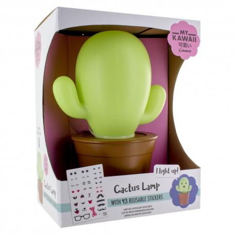 Lampara Personalizable Original Gift Cactus