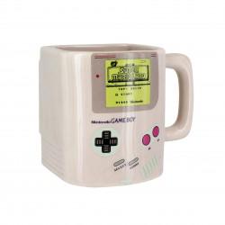 Taza Con Hueco Para Galleta Nintendo Game Boy
