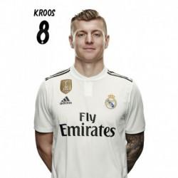 Postal Real Madrid 2018/2019 Kroos BustoMundialito
