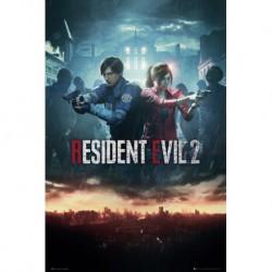Poster Resident Evil 2