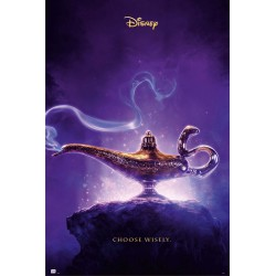 Poster Disney Aladdin One Sheet