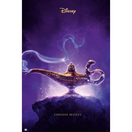 Poster Disney Aladdin One Sheet