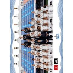 Postal Real Madrid 2018/2019 Plantilla Mundialito