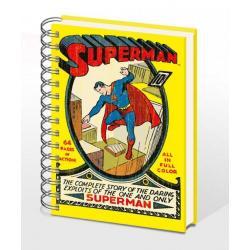 Cuaderno A5 DC Comic Superman