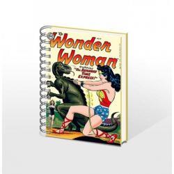 Cuaderno A5 DC Comic Wonderwoman