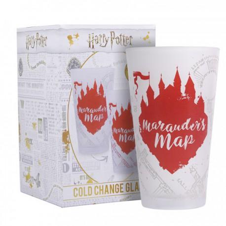 Vaso Termocoloro Harry Potter Marauders Map