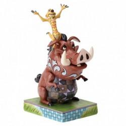 Figura Disney The Lion King Timon & Pumba