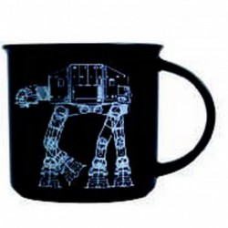 Taza Vintage Star Wars At At Walker