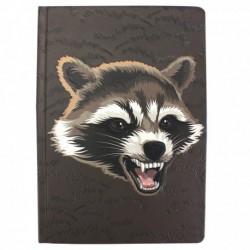 Cuaderno A5 Marvel Gotg Rocket