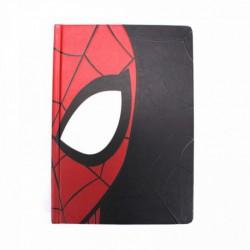 Cuaderno A5 Marvel Spiderman Face