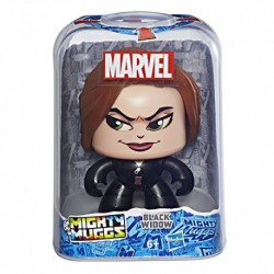 Mighty Muggs Marvel Black Widow