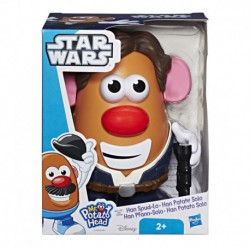 Sr. Potato Star Wars Han Solo