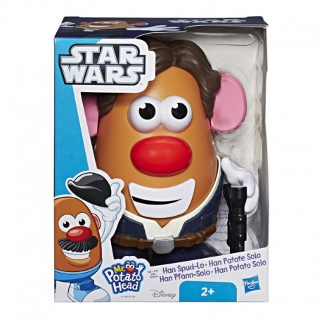 Sr. Potato Star Wars Han Solo