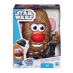 Sr. Potato Star Wars Chewbacca