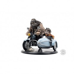 Figura Qfig Harry Potter Harry & Hagrid