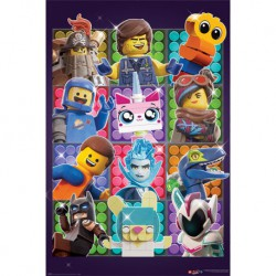 Poster Lego Movie 2