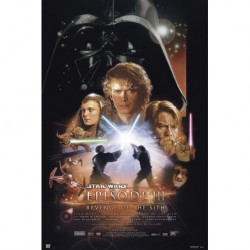 Poster Star Wars Episode III