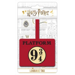 Id Equipaje Harry Potter Platform 9 3/4