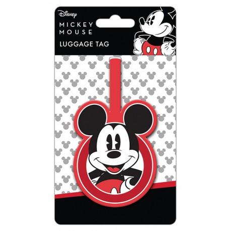 Id Equipaje Disney Mickey Mouse