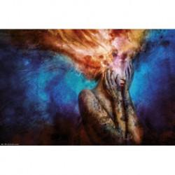 Poster Mario Sanchez Nevado Psycho Climatic